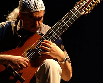 EGBERTO GISMONTI: Guitarist with a much-stamped passport