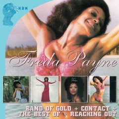 Freda Payne: Band of Gold/Contact/Reaching Out (Edsel/Triton)