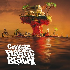 Gorillaz: Plastic Beach (EMI CD/DVD)