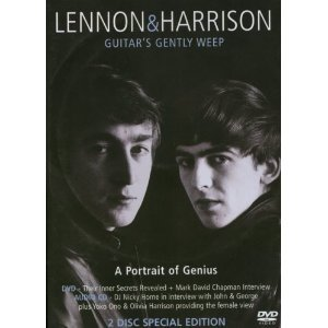 LENNON AND HARRISON; GUITARS GENTLY WEEP (DV1/Southbound DVD)