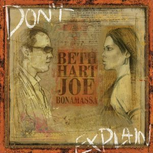 Beth Hart and Joe Bonamassa: Don't Explain (J&R Adventures)
