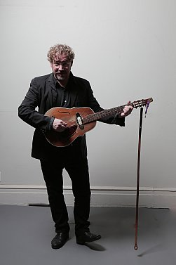 THE FAMOUS ELSEWHERE WORLD MUSIC QUESTIONNAIRE:  Wade Schuman of Hazmat Modine
