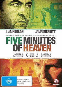 FIVE MINUTES OF HEAVEN, a film by OLIVER HIRSCHBIEGEL (Madman DVD)