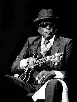 JOHN LEE HOOKER INTERVIEWED (1990): What's in his name?