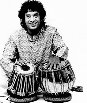 ZAKIR HUSSAIN INTERVIEWED (1999): Has tabla, will travel