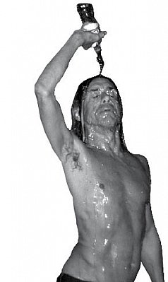 IGGY POP AND THE STOOGES, AGAIN: Loud, fast and out of control