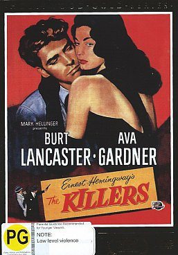 THE KILLERS, a film by ROBERT SIODMAK (Shock DVD/Blu-Ray)