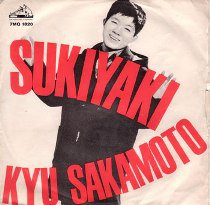 Kyu Sakamoto: Sukiyaki (1963)