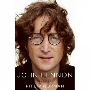JOHN LENNON, THE LIFE by PHILIP NORMAN (2008): Just gimme some truth