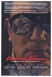 UNDER THE VOLCANO, a film by JOHN HUSTON, 1984 (Shock DVD)