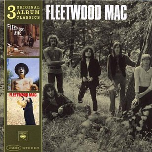 THE BARGAIN BUY: Fleetwood Mac; 3 Original Album Classics