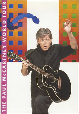 PAUL McCARTNEY LIVE IN SYDNEY (1993): Younger Than Yesterday