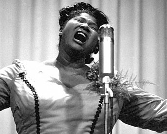 MAHALIA JACKSON: NEWPORT 1958, CONSIDERED (1958): Twelve steps to heaven