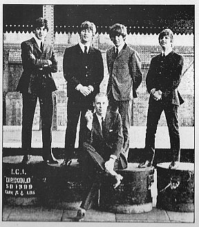 GEORGE MARTIN: OFF THE BEATLE TRACK, CONSIDERED (1964): From him to you