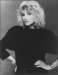 FLEETWOOD MAC IN 1987, CHRISTINE McVIE INTERVIEWED: Out through the in door
