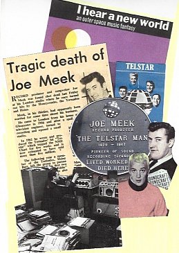 WE NEED TO TALK ABOUT . . . JOE MEEK'S I HEAR A NEW WORLD: Checked out in a moonage daydream