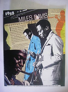 Elsewhere Art . . . Miles Davis