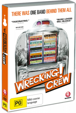 THE WRECKING CREW, a doco by DENNY TEDESCO