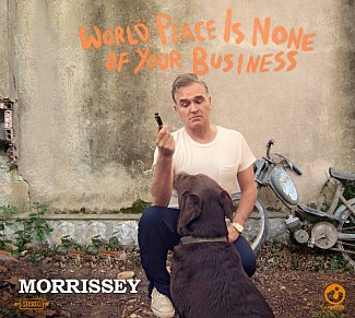 Morrissey: World Peace is None of Your Business (Universal)
