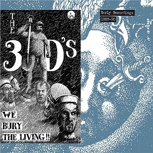 The 3D's: Early Recordings 1989-90 (Flying Nun)