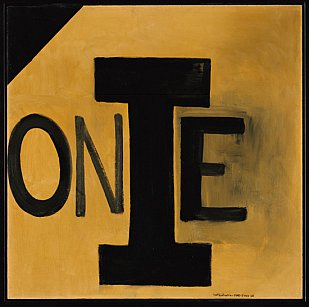 COLIN McCAHON IN MELBOURNE: Context is everything (2001)