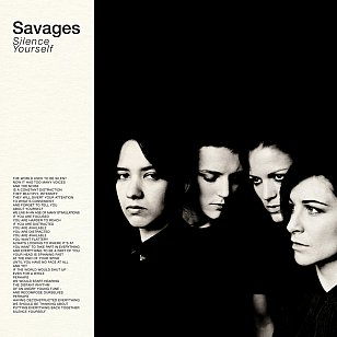 Savages: Silence Yourself (Matador)