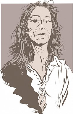 PATTI SMITH INTERVIEWED (1998): On the road again