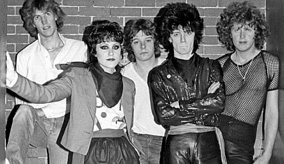 PENETRATION. MOVING TARGETS, CONSIDERED (1978): Post-punk rock'n'roll from up t'north