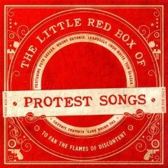 Various: The Little Red Box of Protest Songs (Proper/Southbound)
