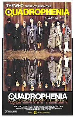THE WHO'S QUADROPHENIA ON DVD (2001): The Mods will ride again