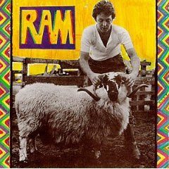 Paul and Linda McCartney, Ram (1971)