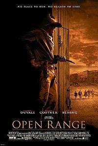OPEN RANGE and THE ALAMO (DVD): The return of the real Westerns?
