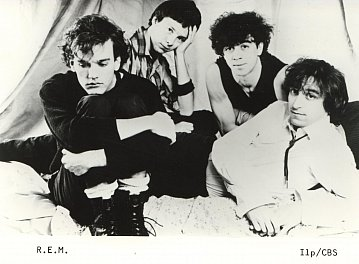 R.E.M.; THE EARLY YEARS: Mumbling into the future