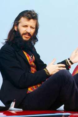 Ringo Starr Early 1970
