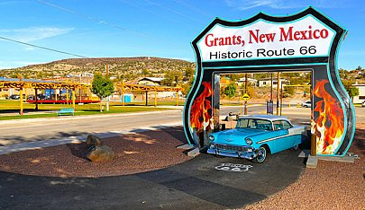 ROUTE 66 REVISITED (2019): On the road again . . . and again