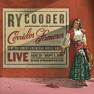 Ry Cooder: Live in San Francisco (Warners)