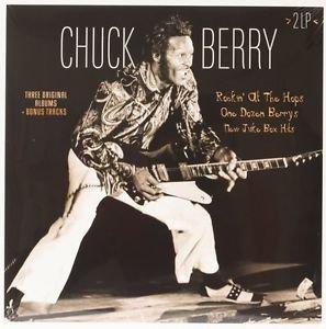 Chuck Berry; One Dozen Berrys/Rockin' at the Hops/New Juke Box Hits (Vinyl Passion)