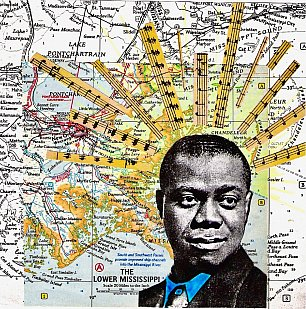 Elsewhere Art . . . Louis Armstrong