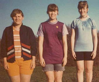 WE NEED TO TALK ABOUT . . . THE SHAGGS: Sisters doing it for themselves