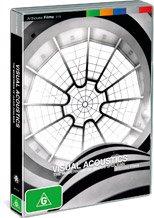 VISUAL ACOUSTICS, a film by ERIC BRICKER (Madman DVD)