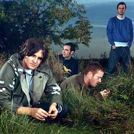 STARSAILOR INTERVIEWED (2001): Big, before the backlash