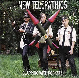 New Telepathics: Clapping with Rockets (OUR Records)