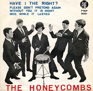The Honeycombs: Have I The Right (1964)