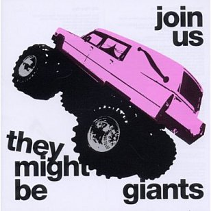 They Might Be Giants: Join Us (Rounder)