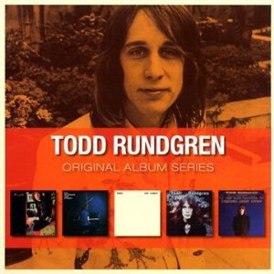 THE BARGAIN BUY: Todd Rundgren; The Original Album Series (Rhino)