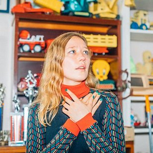 JULIA JACKLIN INTERVIEWED (2019): It's life Julia, but not as you knew it
