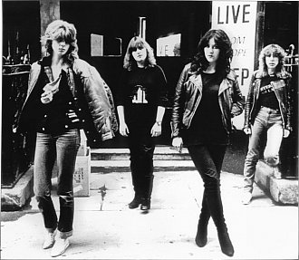Girlschool: Tush (1981)