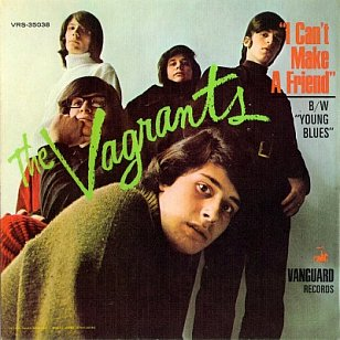 The Vagrants: I Can't Make a Friend (1966)