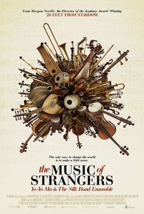 THE MUSIC OF STRANGERS; YO-YO MA AND THE SILK ROAD ENSEMBLE, a film by MORGAN NEVILLE (Madman DVD/Blu-Ray)