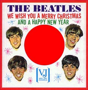 THE BEATLES' CHRISTMAS RECORDS: They wanna wish you a merry crimble and a gear new year